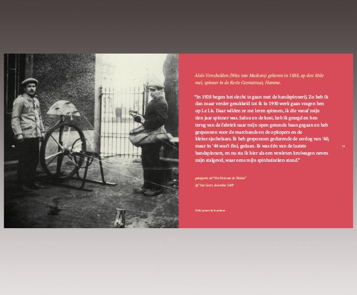 Brochure 100 jaar Sociaal Wonen in Hamme - spread 7