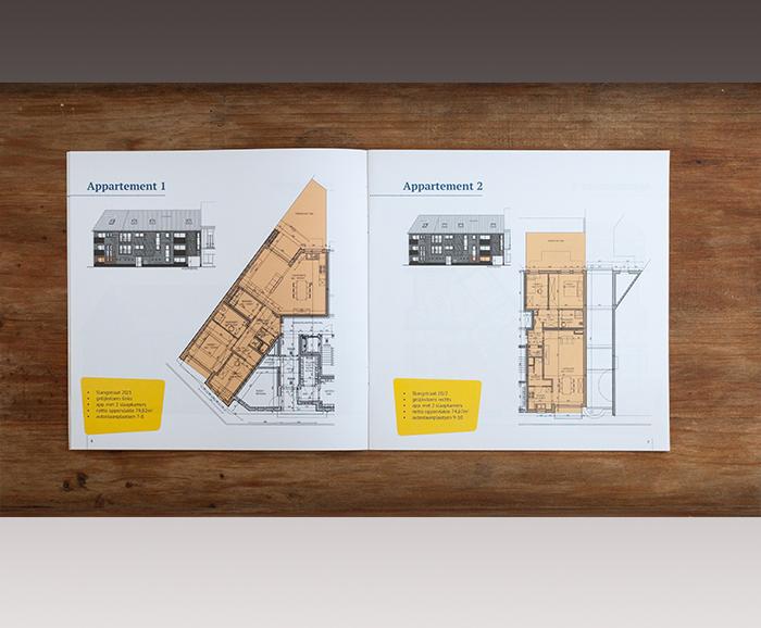 De Zonnige Woonst - verkoopbrochure Slangstraat - spread 4