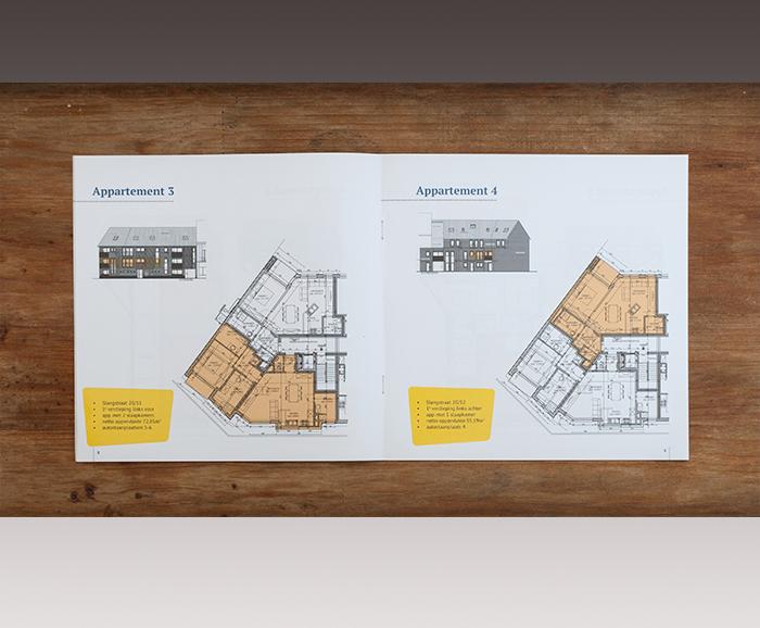 De Zonnige Woonst - verkoopbrochure Slangstraat - spread 5