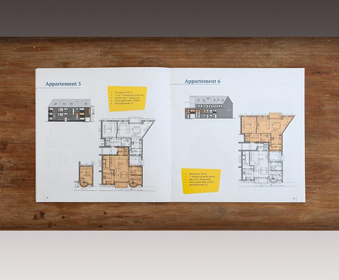 De Zonnige Woonst - verkoopbrochure Slangstraat - spread 6
