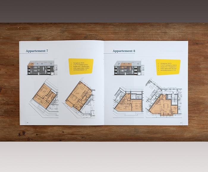 De Zonnige Woonst - verkoopbrochure Slangstraat - spread 7